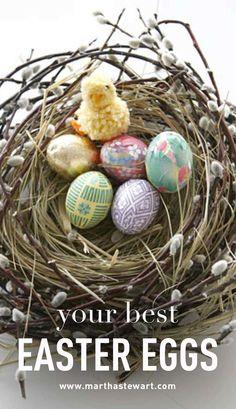Your Best Easter Eggs | Martha Stewart Living
