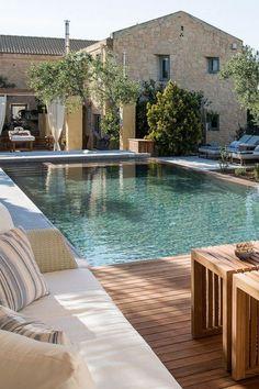 Dream Home Design, My Dream Home, Future House, Design Exterior, Design Room, House Goals, Pool Designs, Luxurious Bedrooms, Design Case