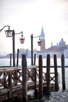 Venice. ~ honeymoon?