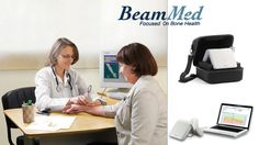 Looking for portable bone density assessment solutions?Beammed develops, manufacture and market monitoring solutions for bone density assessments. #miniomni #portablebonedensity #beammed #bonedensityscanner