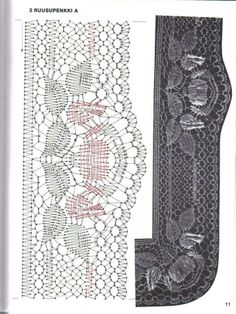 "pañuelos - mdstfrnndz - Picasa-verkkoalbumit design and pricking by Eeva-Liisa Kortelahti p11 ""Roses in Bobbin Lace"" ISBN 952-90-4565-4"