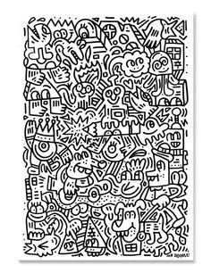 doodle in 2019 doodle art, graffiti doodle Doodle Wall, Cute Doodle Art, Cool Doodles, Doodle Art Drawing, Art Drawings, Doodle Art Posters, Doodle Art Journals, Doodle Online, Graffiti Doodles