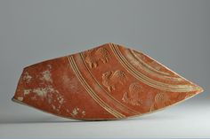 African red slip ware sherd with animal stamp 6