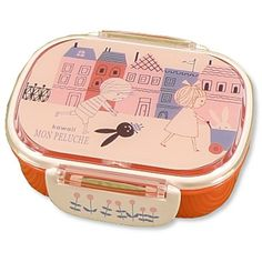 Cute Bento boxes from shinzi katoh