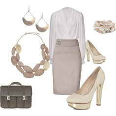 """""""Attorney at Law"""" by karazad on Polyvore"""