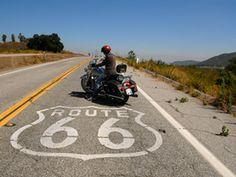 Haré la Ruta66 en moto...