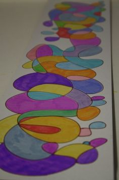homemade doodle art - happy hooligans make your own doodle art