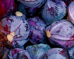 cabbage...