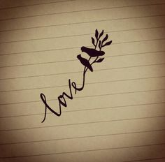 Would make a cute Tatoo