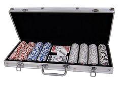 WSOP poker chip sets make great poker gifts.  Get it at: www.poker-dude.com #money #poker