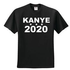 Kanye 2020 Unisex T-Shirt by FreshAFstudios on Etsy