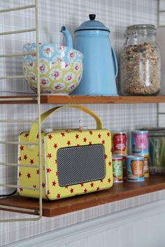 I just adore Cath Kidston's things!