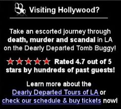 Dearly Departed Tours