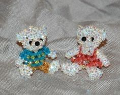 Crochet Teddy Bears  PDF Pattern