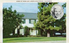 Home of Doris Day - North Hollywood, California