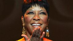 Natalie Cole. She died today aged 65. Gone too soon..