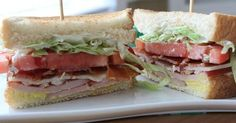 A BLT is a sandwich you can eat anytime, and this double bacon BLT is twice the flavor, and twice the fun! #SundaySupper The Freshman Cook