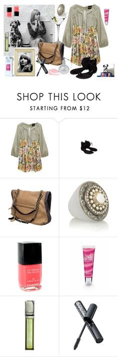 """""""Marianne Faithfull♫"""" by vonecoco ❤ liked on Polyvore featuring Faithfull, Newgate, Ann Demeulemeester, Rings Eclectic, Chanel, Victoria's Secret, Debenhams and Prescriptives"""