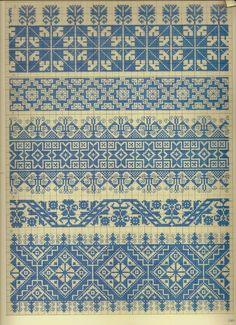 Cross Stitch Pattern | its her (man)ifesto