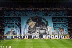 Ultras Sur, Real Madrid (Few years ago).