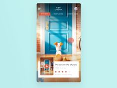 CGV cinema app interaction - 1 : Interact with a movie info page. There should be comment section and other movie info in this screen but… Web Design, Best Ui Design, App Ui Design, User Interface Design, Ios, Movie Info, Mobile Ui Design, Mobile App Ui, Music App