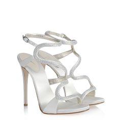Perfect ... Giuseppe Zanotti Bridal Shoes ...