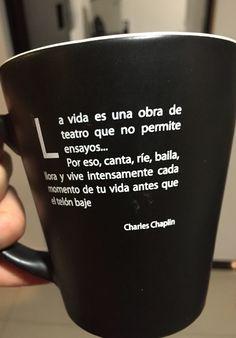 ~La vida es una obra de teatro...~