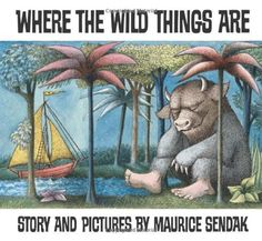 Where the Wild Things Are by Maurice Sendak,http://www.amazon.com/dp/0064431789/ref=cm_sw_r_pi_dp_xlfGtb12NKYPH0QP