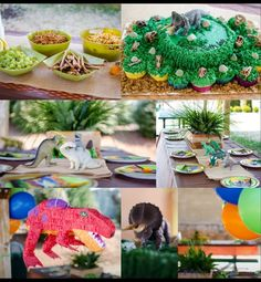 My Pinterest inspired Dino party :)
