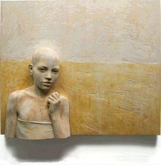 Bruno Walpoth   Born in 1959 in Bressanone, lives in Ortisei.  Master Student of Professor Hans Ladner, Academy of Fine Arts, Munich.  W...