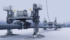 3D Animation of Oil and Gas Subsea Operations