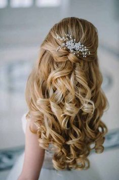 This adorable hair styles would look lovely on any shape of faces and they would go with any type of dress and shoes. You may visit in the functions and events having these styles. I am sure and confirmed that they would fulfill your respective desires. You just need to choose the best among the bests.  #WeddingHairStyles #weddinghairstylesforlonghair #weddinghairstylesforshorthair