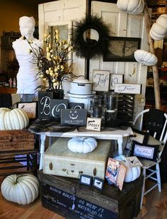 Decorating For Fall Without Traditional Colors