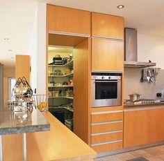 оптимальный размер кухонной кладовки - Поиск в Google