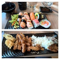 Sushi & Japanese