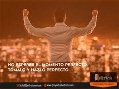 """#Frase de #Dia  Ingresa en: http://ift.tt/2pcw9de """"No esperes el momento perfecto tómalo y hazlo perfecto""""  #contuccion #casa #house #home #hogar #nuevaesparta #vlencia #ventas #nuevo #familia #inversion #hoy #sabiasque #venezuela #panama #miami #moderno #construction #civilengineering #today #ingenierocivil #ingeniero #engineer #engineering #civil #work #construcaocivil ManejoDeRedes@nahaweb"""