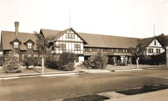 Glen-Tavern-Inn, Santa Paula,CA  My favorite haunted hotel because I saw a ghost here during my first stay...