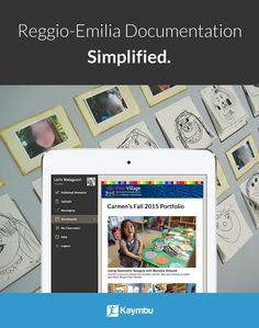 Save time and paper by using Kaymbu to create your student portfolios for assessment and parent-teacher conferences.  Kaymbu is the easiest, fastest and most powerful app to showcase student learning and development.