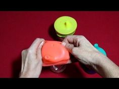 Silicone Sippy Cup Lids Review $12.93