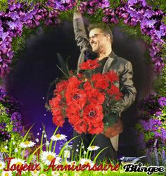 Joyeux Anniversaire Anne George Michael Pinterest George Michael