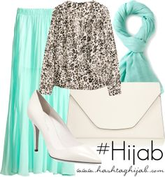 Hashtag Hijab Outfit #381