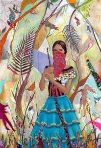 Love this painting...Latino ART! <3