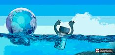 """Záhadná """"Supervoda"""" H3O2: Co nám vědci dosud neřekli o """"čtvrtém skupenství"""" vody? Přinášíme přelomovou informaci zásadní pro naše zdraví"""