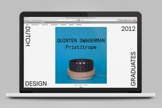 Items exhibition website, 2012 — as Almanak