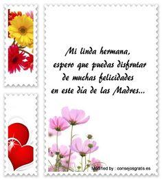descargar frases bonitas para el dia de la Madre,descargar frases para el dia de la Madre: http://www.consejosgratis.es/mensajes-por-el-dia-de-la-madre-para-mi-hermana/