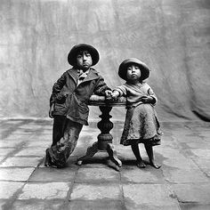 Where Else Could Irving Penn's Photos Go But the Met Museum?   Hint Fashion Magazine