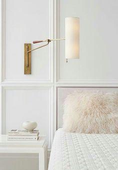 Altbauten, Gute Nacht, Leuchten, Deko, Moderne Beleuchtung, Weißes  Schlafzimmer Dekor, Schlafzimmer Ideen, Glam Schlafzimmer, Gemütliches  Schlafzimmer, ...