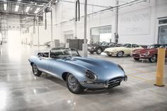 """The Most Beautiful"" Electric Car, The Jaguar E-Type Zero – GAS MONKEY GARAGE 