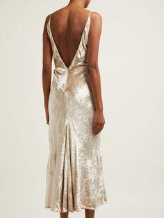 White Velvet Dress, White Sequin Dress, Velvet Slip Dress, Satin Slip, Silk Dress, Velvet Bridesmaid Dresses, Princess Wedding Dresses, Ladies Dress Design, Dress Making