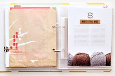 December Daily 2014 | Days 6-12 by Peppermint at @studio_calico  GREAT PHOTO & journaling